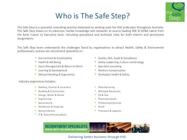 The Safe Step - Linked in slideshare
