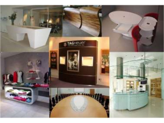 Retail Residential Commercial Leisure Marine Airports Hotels High Quality bespoke joinery, shop & store fixturing, high-en...