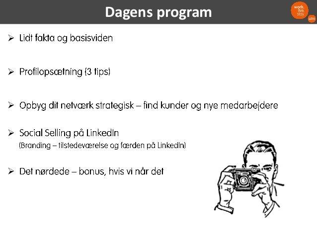 ➢ ➢ ➢ ➢ ➢ Dagens program