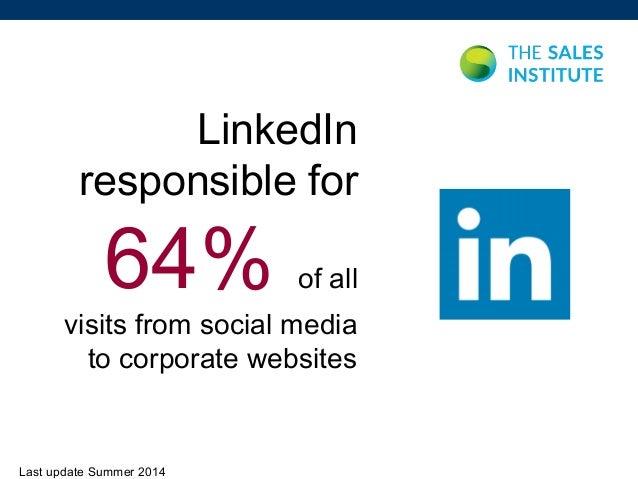 10 LinkedIn Statistics
