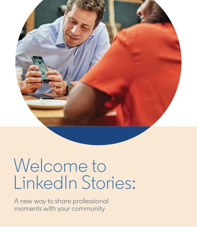 Our mission with this kit is to provide an exclusive first look at LinkedIn Stories, its current functionalities and tips o...