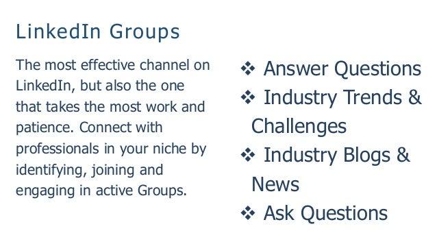 How To Create a LinkedIn Marketing Strategy