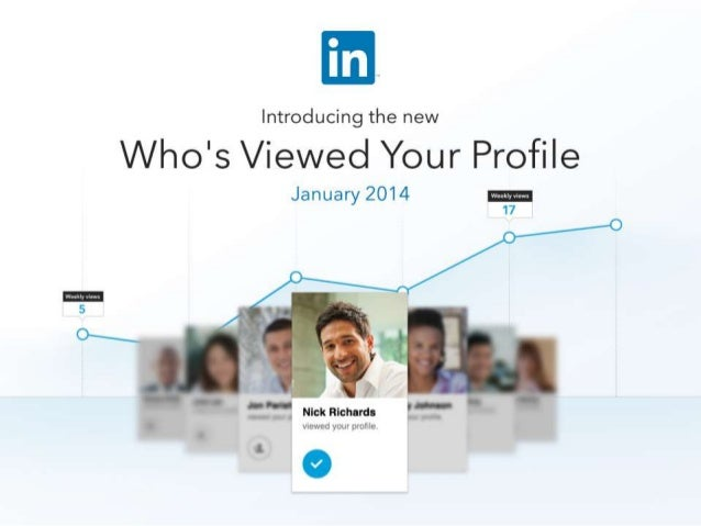 Introducing the New Who's Viewed Your Profile