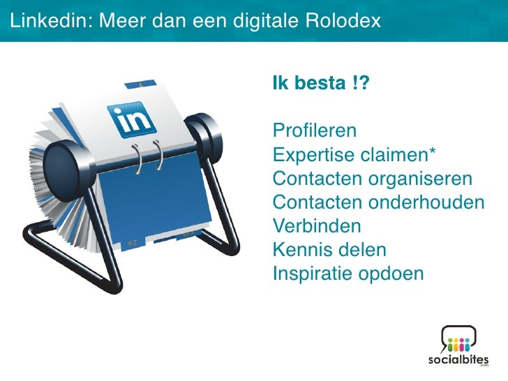 Linkedin Training November 2011 Slide 13