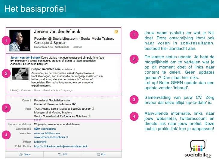 Linkedin Training November 2011 Slide 29