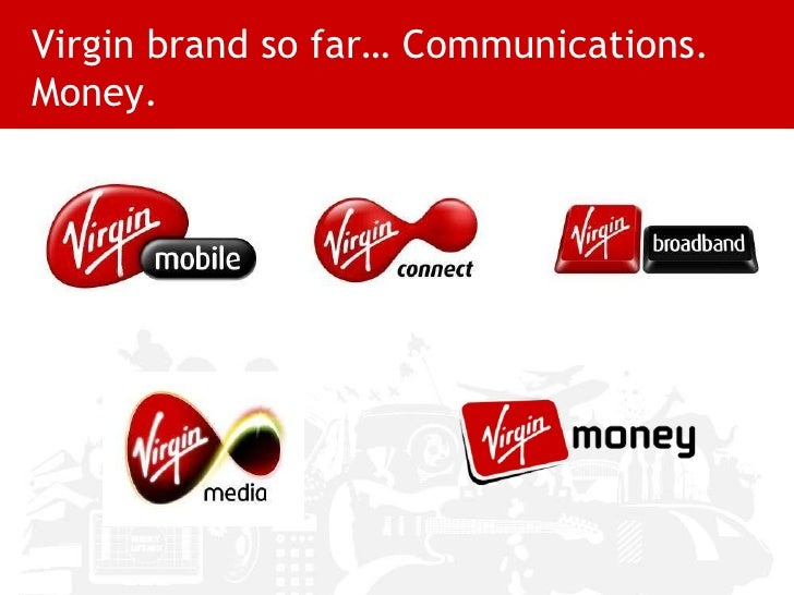 presentation of virgin group Hace 6 horas  cybg plc lei:213800zk9vgcyyr6o495 18 may 2018 offer for virgin money - investor.