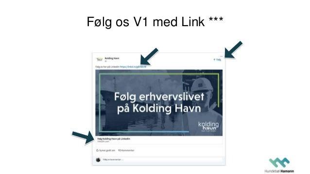 Følg os V1 med Link ***