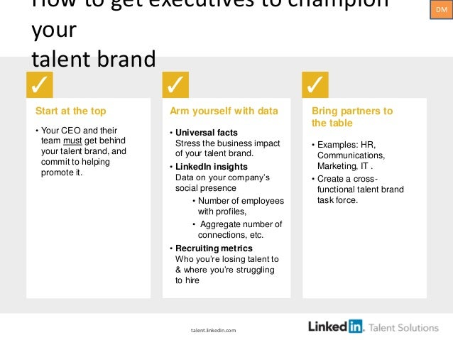 5 Steps to Crafting a Highly Social Talent Brand by