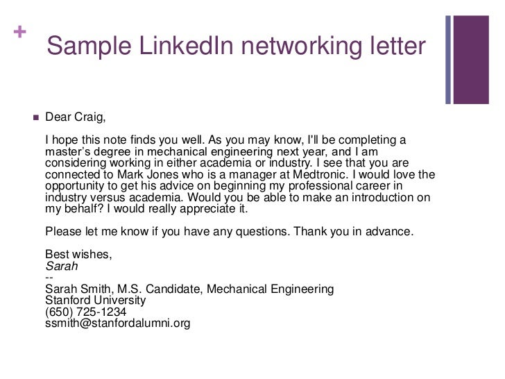 i hope this letter finds you well using linkedin to market yourself and find a 22513