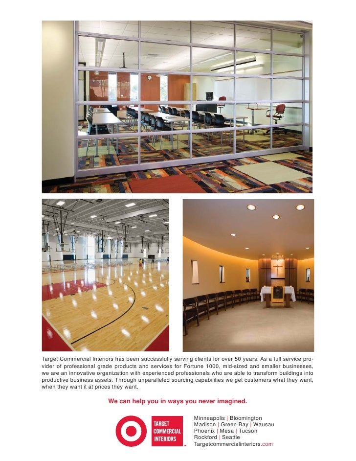 15. Target Commercial Interiors ...