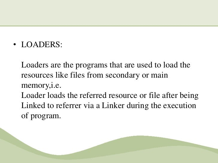 Linkers And Loaders Pdf