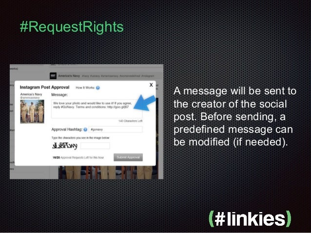Automated Legal Rights Management for Social Media Content