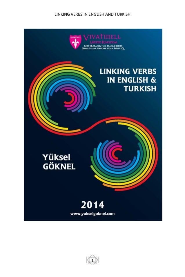 linking verbs in english pdf