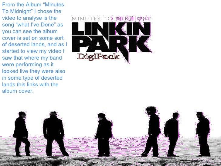 Linkin Park Analysis