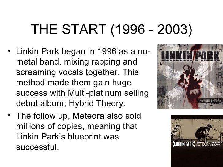 Linkin Park Changes