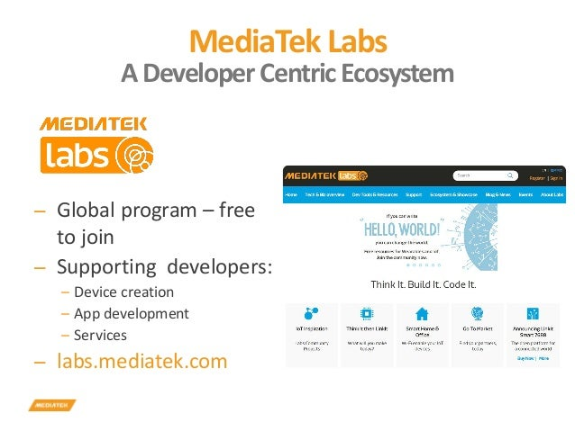 Peripheral Programming using Arduino and Python on MediaTek LinkIt Sm…