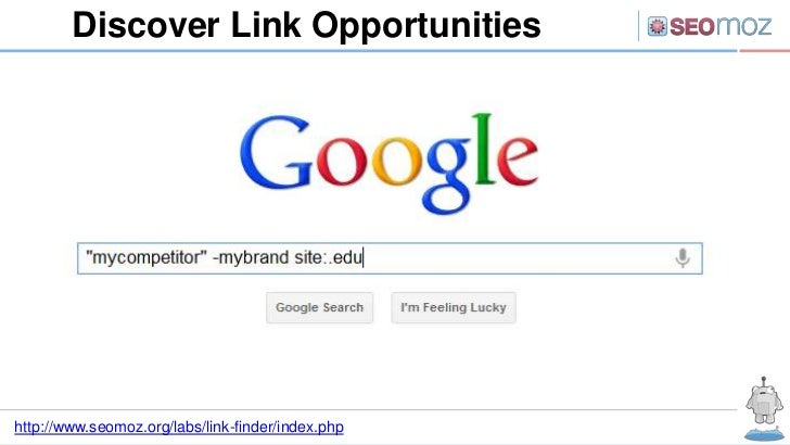 Content Marketing vs. Link Building: Linklove Boston 2012 Slide 3