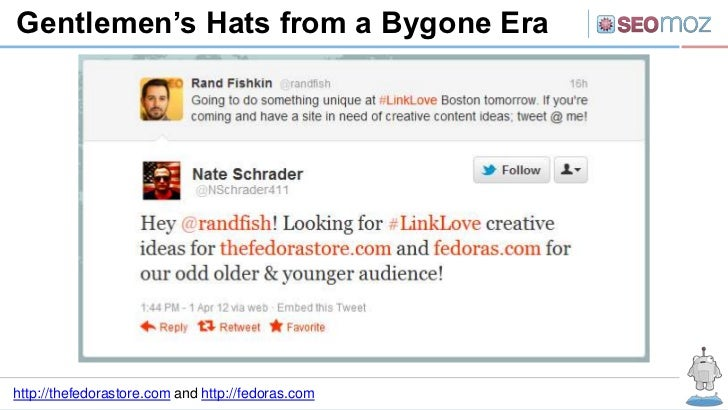 Gentlemen's Hats from a Bygone Erahttp://thefedorastore.com and http://fedoras.com