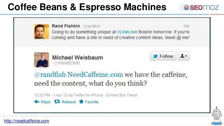 Coffee Beans & Espresso Machineshttp://needcaffeine.com