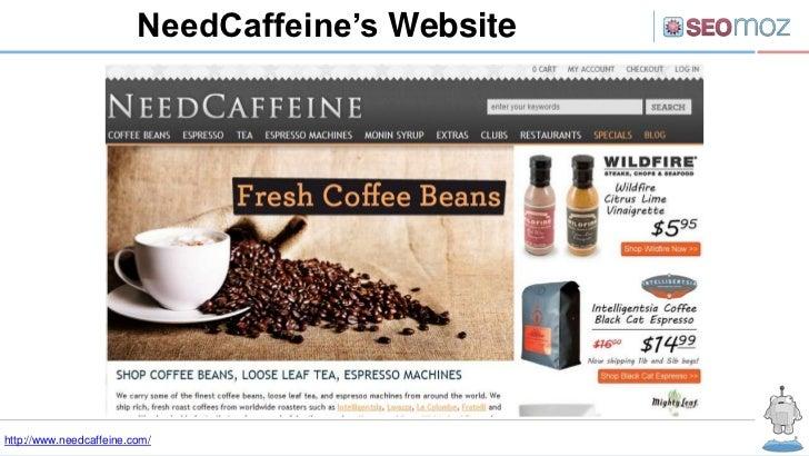 NeedCaffeine's Websitehttp://www.needcaffeine.com/