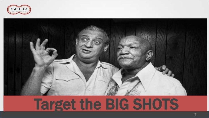 Target the BIG SHOTS   7