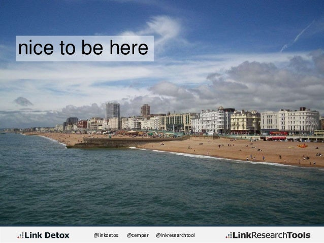 Looking at 3 Years of Google Penguin Updates and Beyond at #BrightonSEO Slide 3