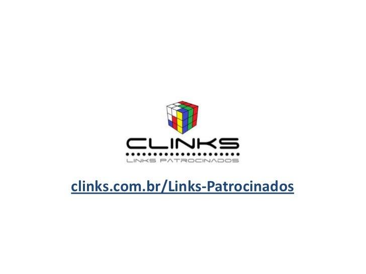 clinks.com.br/Links-Patrocinados