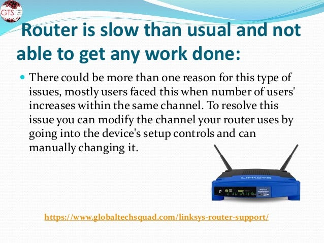Linksys Router Support Toll-Free:1-800-294-5907