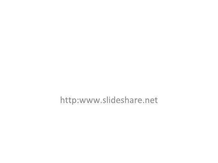 http:www.slideshare.net