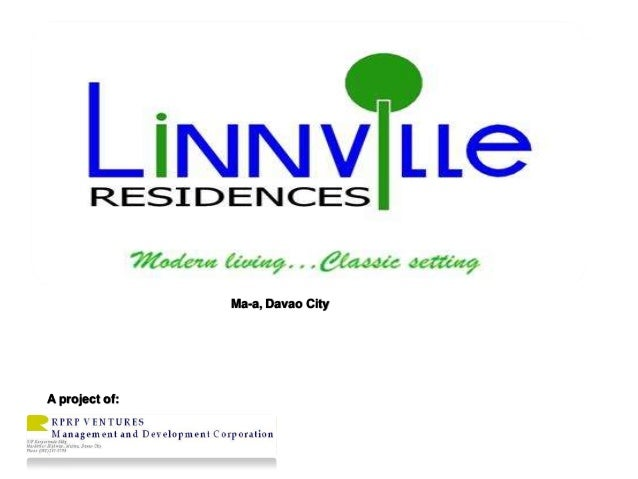 Ma-a, Davao City A project of: