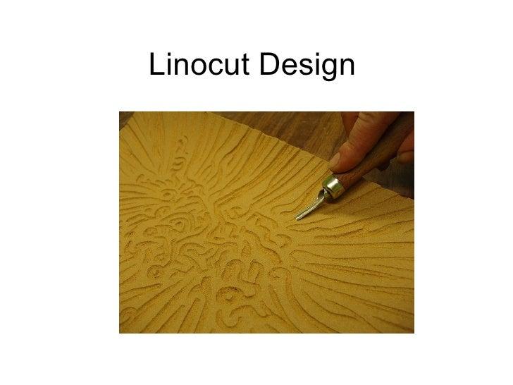 Linocut Design