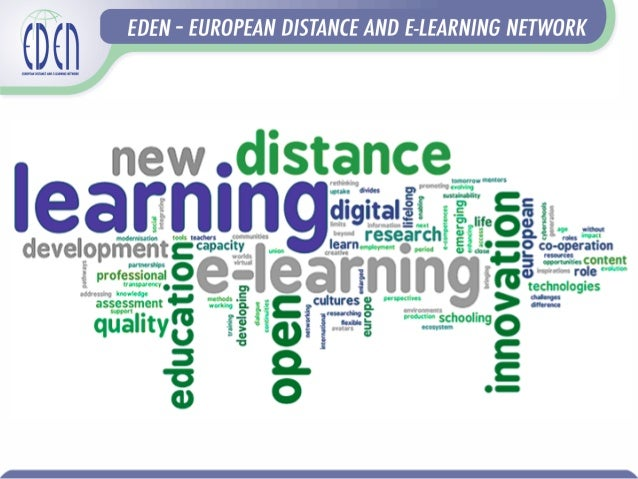 EDEN – A Smart NetworkProfessional Prosperity in Times of AusterityMs Ildikó MázárProject Manager, EDENLINQ13 16-17 May 20...