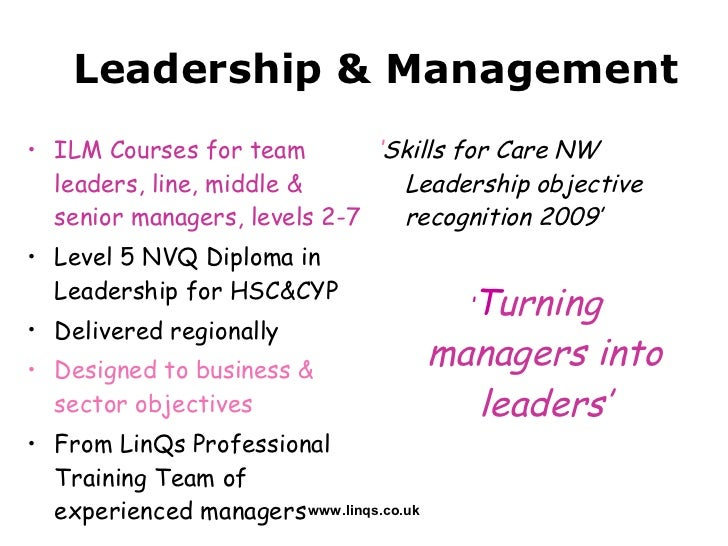 nvq level 5 leadership Find great deals on ebay for nvq level 5 leadership and management shop with confidence.