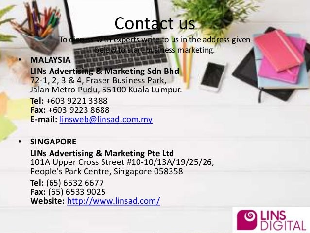 Linsdigital com | Digital Marketing Company in Malaysia
