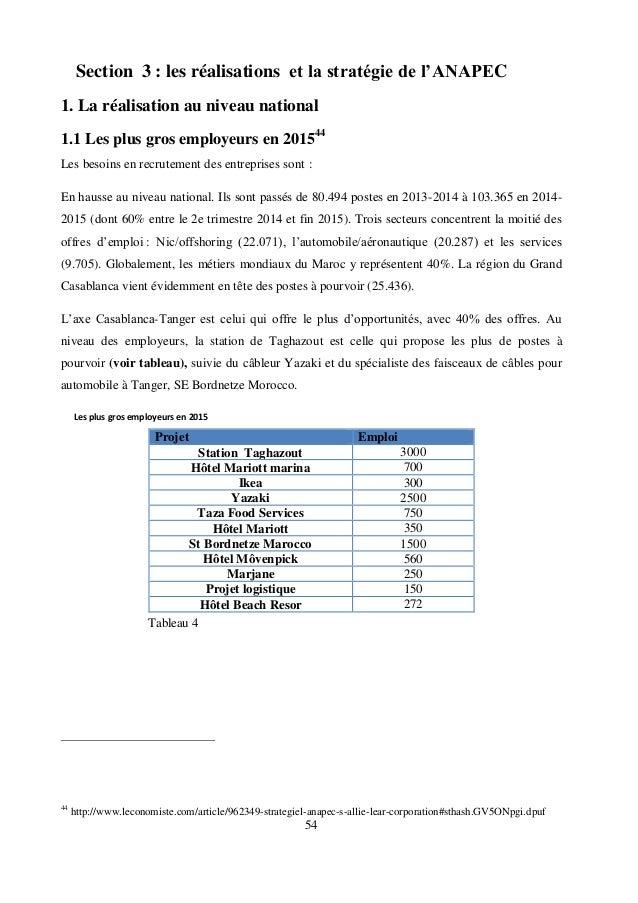 L Insertion Professionnelle Des Jeunes Diplomes Dans Le Marche D Empl