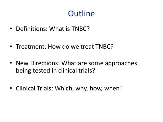 What S New In Biology Treatment And Clinical Trials For