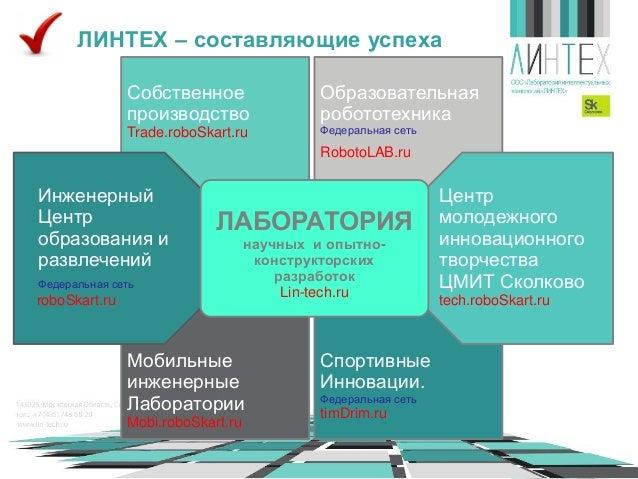 ЛИНТЕХ - лаборатория интеллектуальных технологий Slide 2