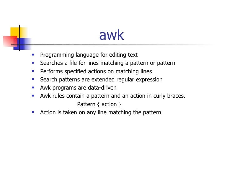 How to Use Awk to Find and Sort Text in Linux, GnuCash ...