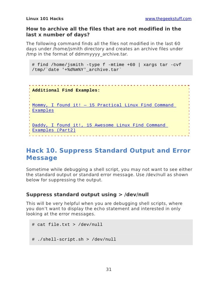 Linux Find Examples Images Example Cover Letter For Resume