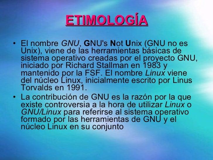 Linux Slide 3