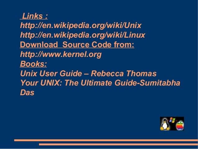 Das pdf unix by sumitabha