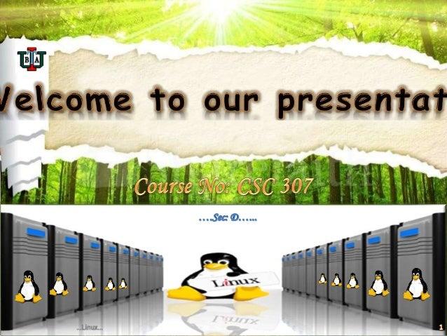 ...Linux...