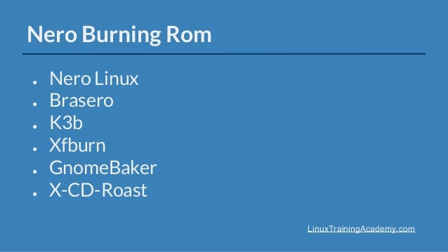 Linux Alternatives to Windows Applications (Linux Training