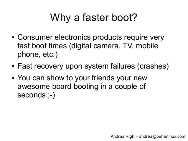 Linux boot-time Slide 3