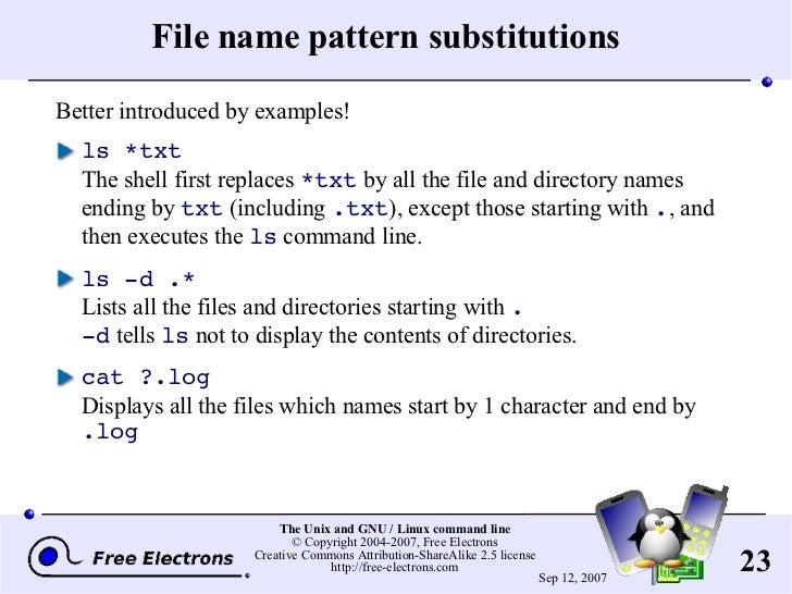 Linux Introduction Commands