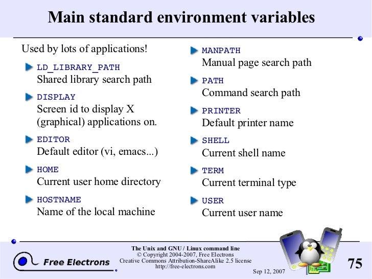 Linux Introduction (Commands)
