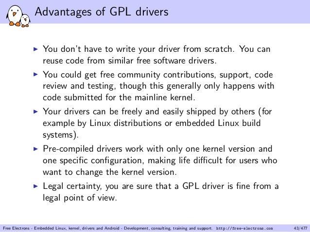 Write A Usb Driver Linux