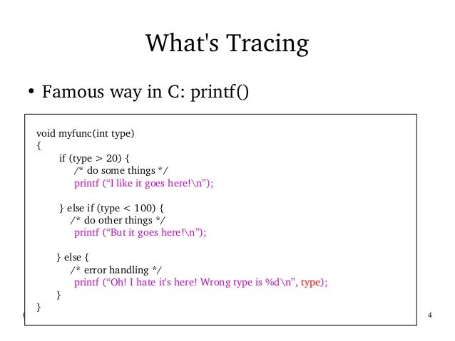 Number Names Worksheets tracing pictures : Linux kernel tracing
