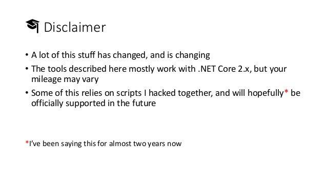 .NET Fest 2018. Sasha Goldshtein. Profiling and Debugging .NET Core Apps on Linux Slide 3