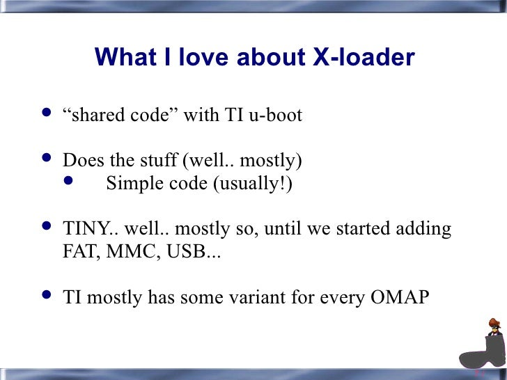 Linux-without-a-bootloader